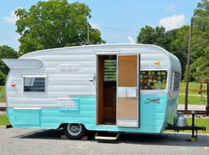 RV solar panels with Renology