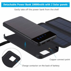 Addtop Solar Mobile Charger