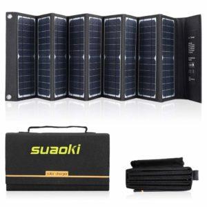 Suaoki Solar Panel Charger