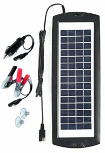 Sunway Solar Battery Trickle Charger