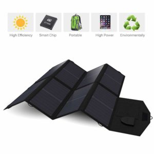 X-Dragon Solar Laptop Charger